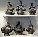 Perù, moche, vasi di uso funerario 15.JPG