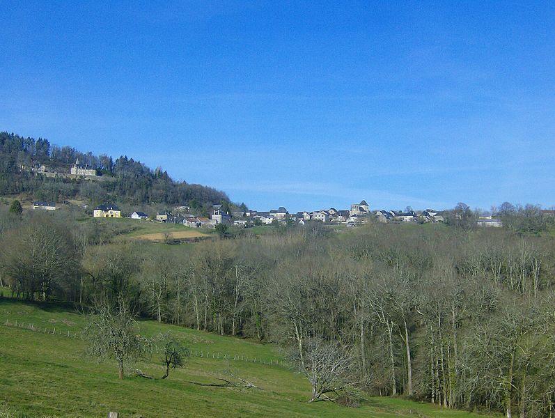 Village de Perpezac-le-Blanc