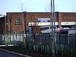 Perry Barr bus garage,