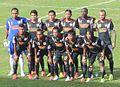 Persepar squad vs Semen Padang.JPG