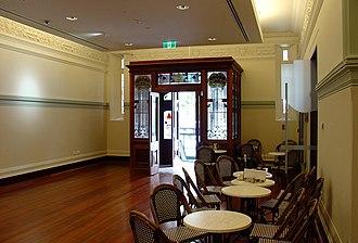 Old Perth Technical School - Image: Perth Tech 8684