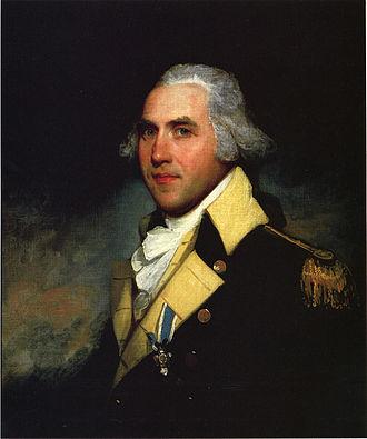 Peter Gansevoort - Portrait of Gansevoort by Gilbert Stuart, 1794