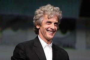 Peter Capaldi interpreta il Dodicesimo Dottore