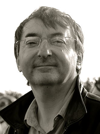 Peter Kosminsky - Image: Peter Kosminsky at Hyde Park