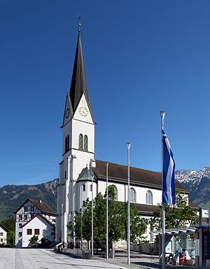 Eschen - Eschen Parish Church