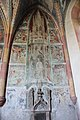 Pfarrkirche Thoerl-Maglern - Fresko - Leidender Christus.JPG