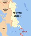 Ph locator eastern samar guiuan.png