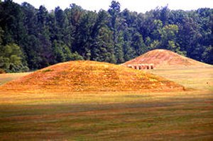 Itawamba County, Mississippi - Image: Pharr Mounds