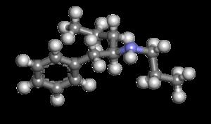 Phenylpropylaminopentane - Image: Phenylpropylaminopen tane