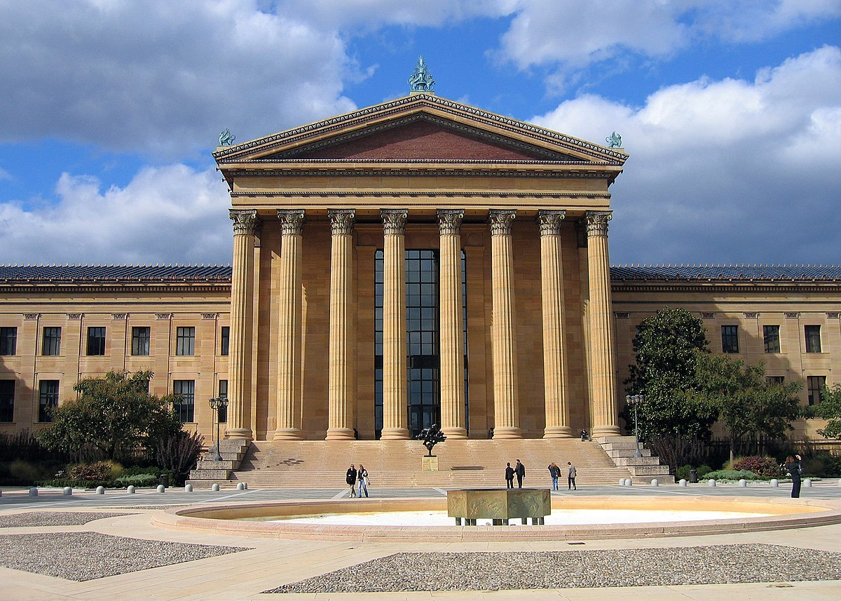 philadelphia museum of art wikipedia