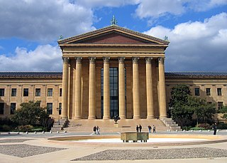 Philadelphia Museum of Art Art museum in Philadelphia, Pennsylvania