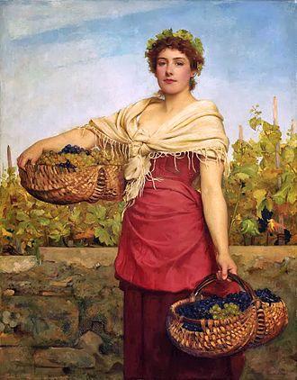 Philip Hermogenes Calderon - The Vine