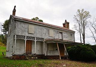 Phlegar Farm United States historic place