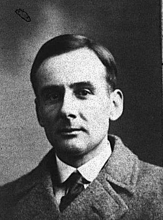 Joseph Boxhall - Image: Photo of Joseph Boxhall, fourth officer on RMS Titanic