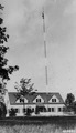 Photograph of Radio Mast at Baldwin Ranger Station - NARA - 2129500.tif