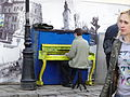 Piano Player on Lviv Market Place.JPG