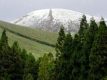 Pico da Sé, Inverno de 2008, ilha das Flores, Açores.JPG