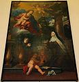 Pier dandini, la vergine dà il manto a santa maria maddalena de' pazzi, 1669.JPG