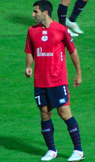 Pierre-Alain Frau French footballer