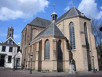 Pieterskerk, Utrecht - Image: Pieterskerk Utrecht