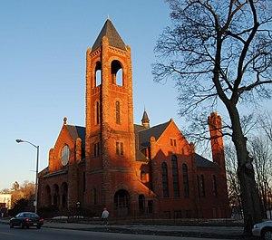 Pilgrim Congregational Church (Worcester, Massachusetts)