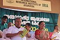 Pinarayi Vijayan inagurating international Reserch institute in ayurveda,Kalliad (8).jpg
