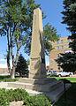 Pioneer Monument, Casper WY.JPG