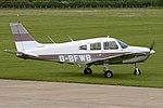 Piper PA28-161 Warrior II 'G-BFWB' (41116861444).jpg