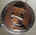 Pisanello, medaglia di francesco sforza futuro duca di milano, 1441-47 ca..JPG