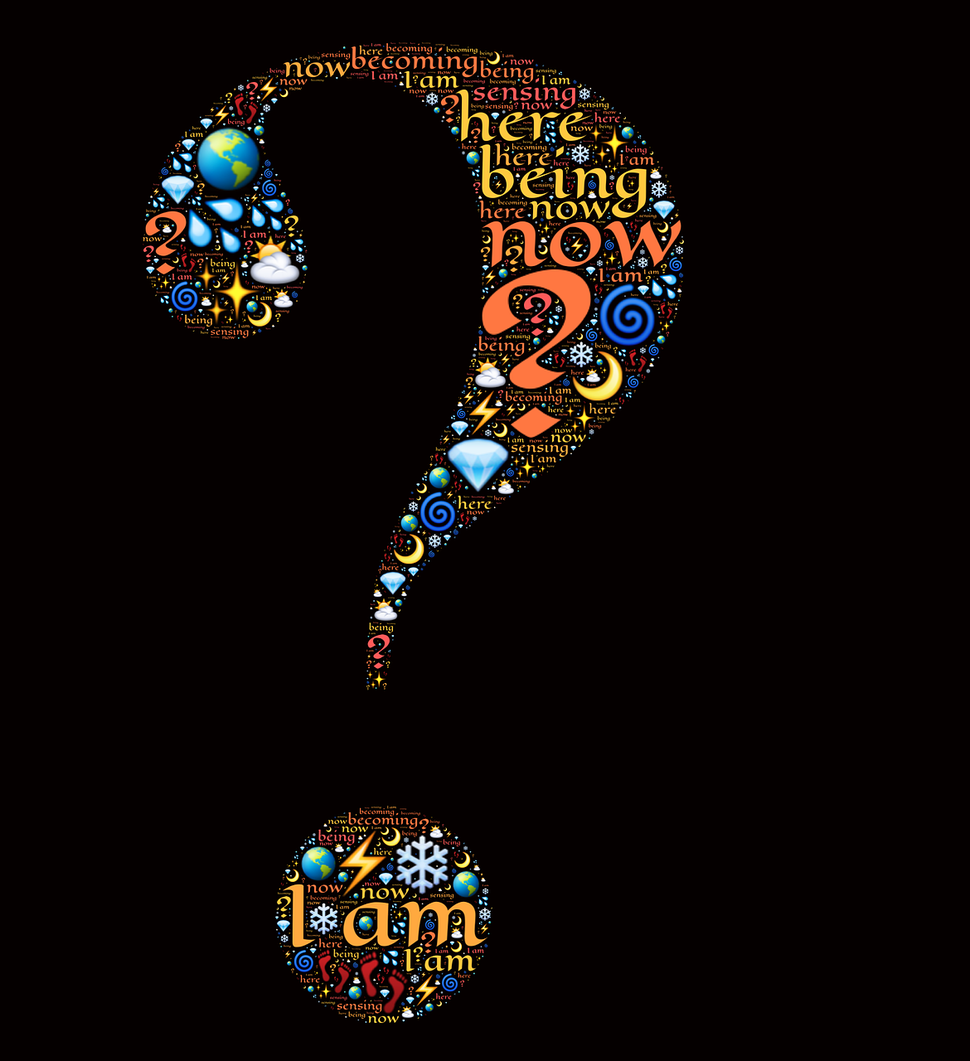 Pixelbay Question mark Word Art