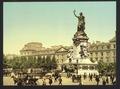 Place de la Republique, Paris, France-LCCN2001698542.tif