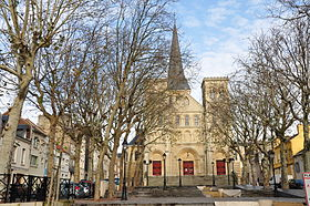 Image illustrative de l'article Église Saint-Vincent-de-Paul du Havre
