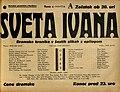 Plakat za predstavo Sveta Ivana v Narodnem gledališču v Mariboru 6. aprila 1937.jpg