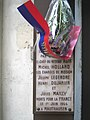 Plaque, 176 rue du Faubourg Saint-Denis, Paris 01 10.jpg