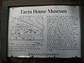 Plaque in front of Farm House.jpg