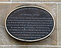 Plaque on Castle Street (geograph 3411648).jpg