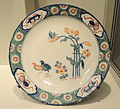 Plate, c. 1680, Delft, Netherlands, tin-glazed earthenware - Art Institute of Chicago - DSC09975.JPG