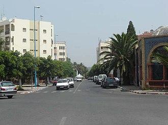 Safi, Morocco - Image: Plateau 2