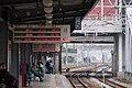Platform 1B, TRA North Hsinchu Station 20160206a.jpg
