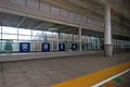 Platform 1 of Rongchangbei Railway Station (20180217100330).jpg