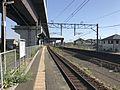 Platform of Hizen-Asahi Station 3.jpg