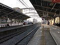 Platform of Sanyo-Tarumi Station 2.jpg