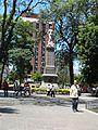 Plaza Independencia (Estatua de la Libertad de Lola Mora).jpg