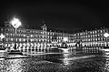 Plaza Mayor after the rain.JPG