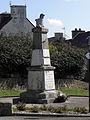 Plounévez-Quintin (22) Monument aux morts.JPG