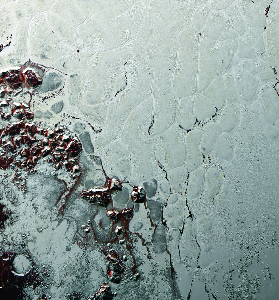 Pluto%E2%80%99s Heart - Like a Cosmic Lava Lamp