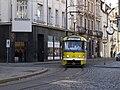 Plzeň, náměstí Republiky, Tatra T3, jih.jpg