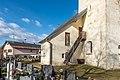 Poggersdorf Leibsdorf Filialkirche hl. Martin Sakristei 03012019 5773.jpg