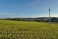 Pohled na obec ze severu, Kobylničky, Myslejovice, okres Prostějov (02).jpg