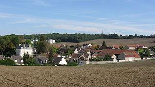 Poigny Commune in Île-de-France, France